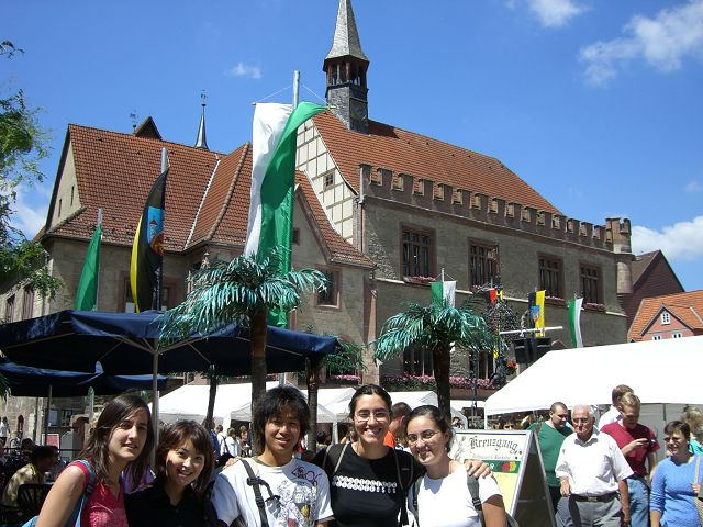 Tandem Göttingen is a German language school offering German